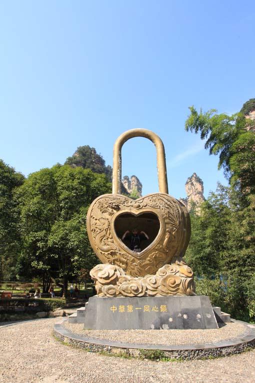 China-Zhangjiajie Park-101