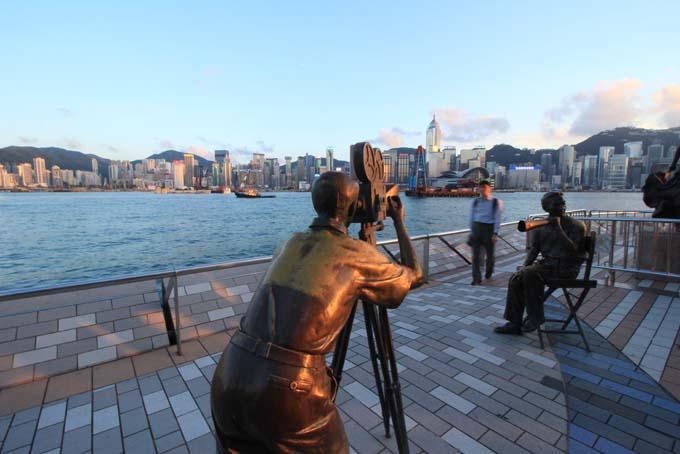 Hong Kong-Ave of Stars-06