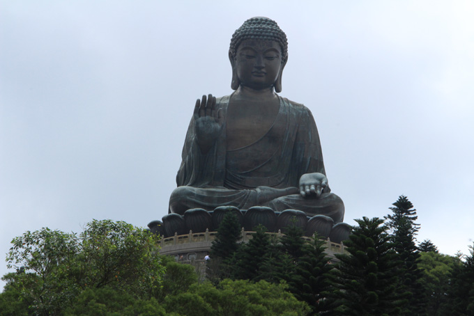 Hong Kong-Big Buddha-094
