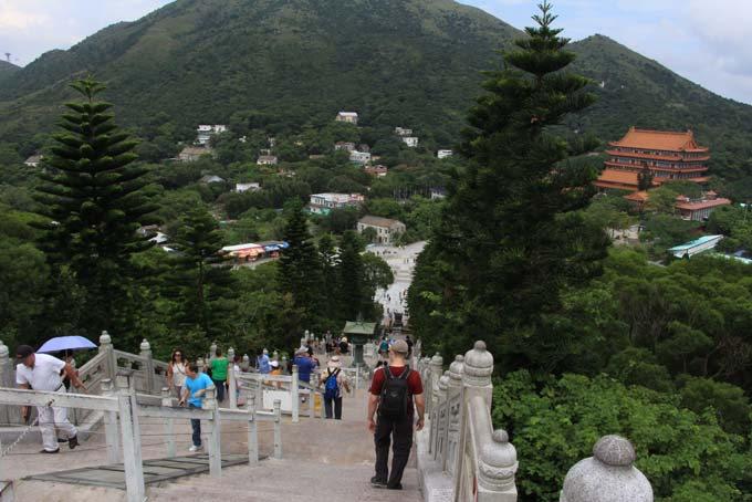 Hong Kong-Big Buddha-116
