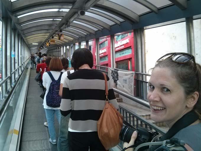 Hong Kong-Escalator-03