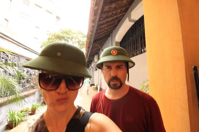 Hanoi-Prison Museum-058