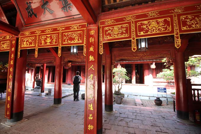 Hanoi-Temple of Literature-027