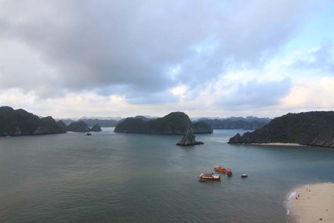 Vietnam-Cat Ba-Ha Long Tour-085