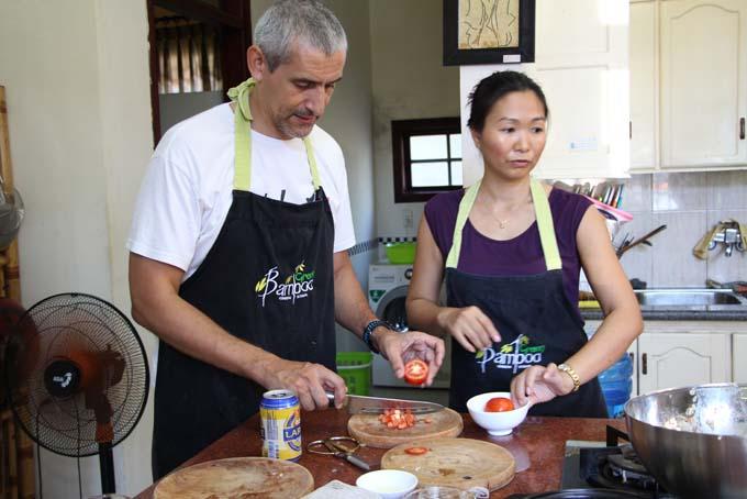 Vietnam-Hoi An-Green Bamboo Cooking Class-076