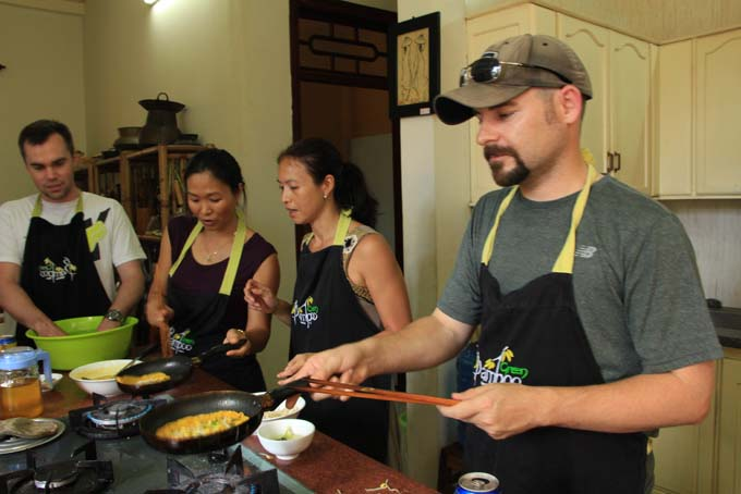 Vietnam-Hoi An-Green Bamboo Cooking Class-093