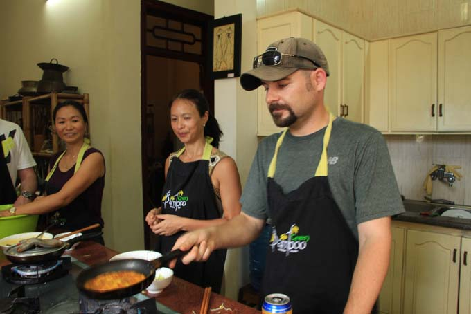 Vietnam-Hoi An-Green Bamboo Cooking Class-094
