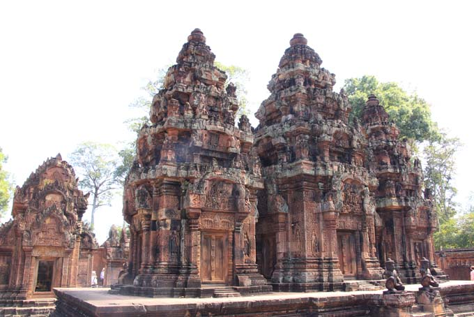 Banteay Srei-26