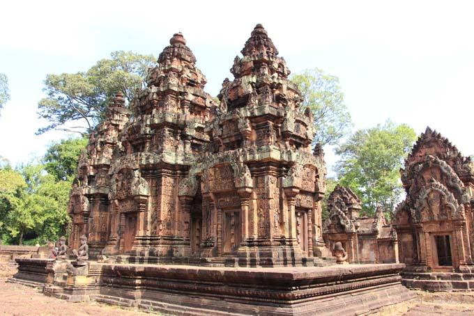 Banteay Srei-27