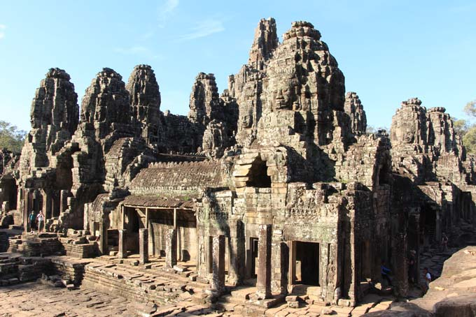Bayon Temple-29