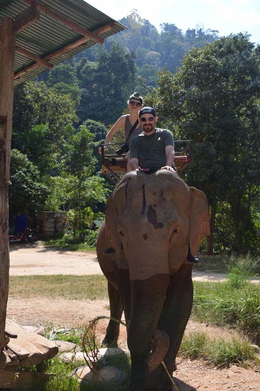 Chiang Mai-Elephant Riding-015