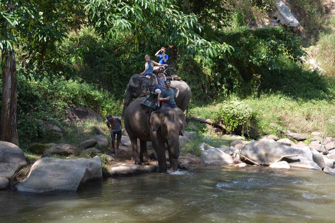 Chiang Mai-Elephant Riding-023