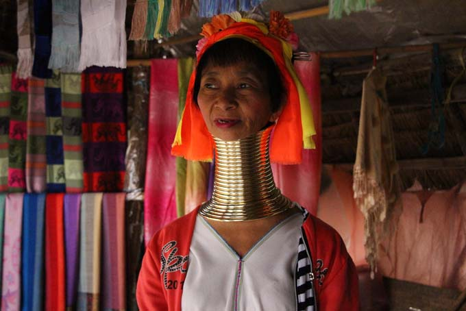Chiang Mai-Long Neck Village-10