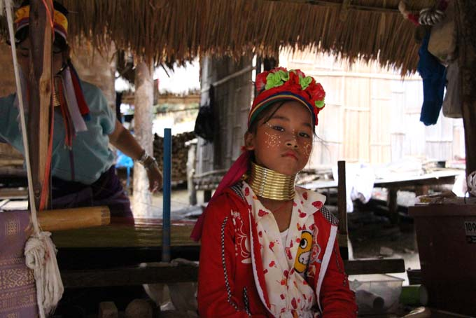 Chiang Mai-Long Neck Village-11