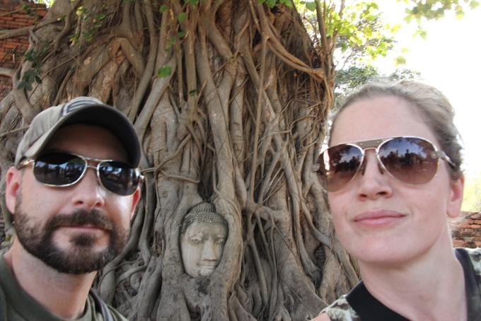 Buddha Head-05
