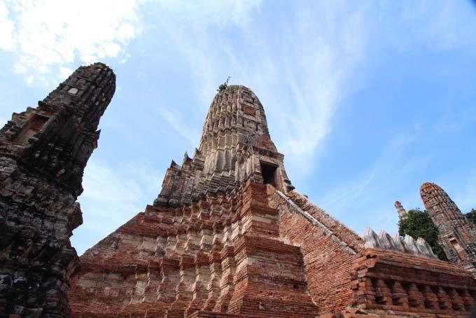 Chai Watthanaram Temple-19